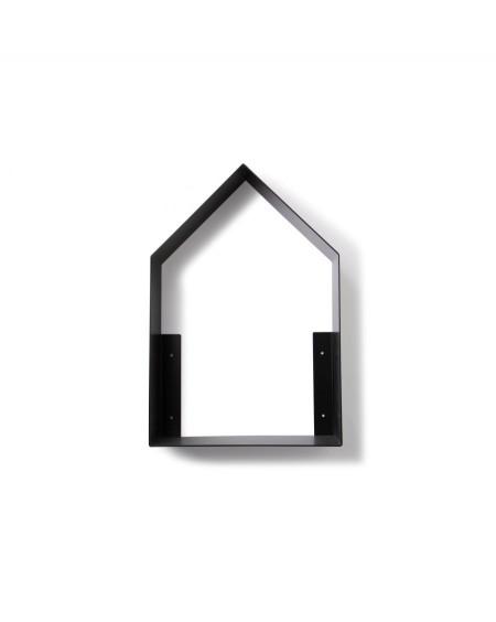 Black tall House shelf - tresxics - mylowonders