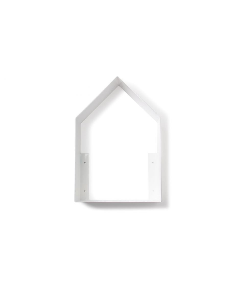 White tall House shelf - tresxics - mylowonders