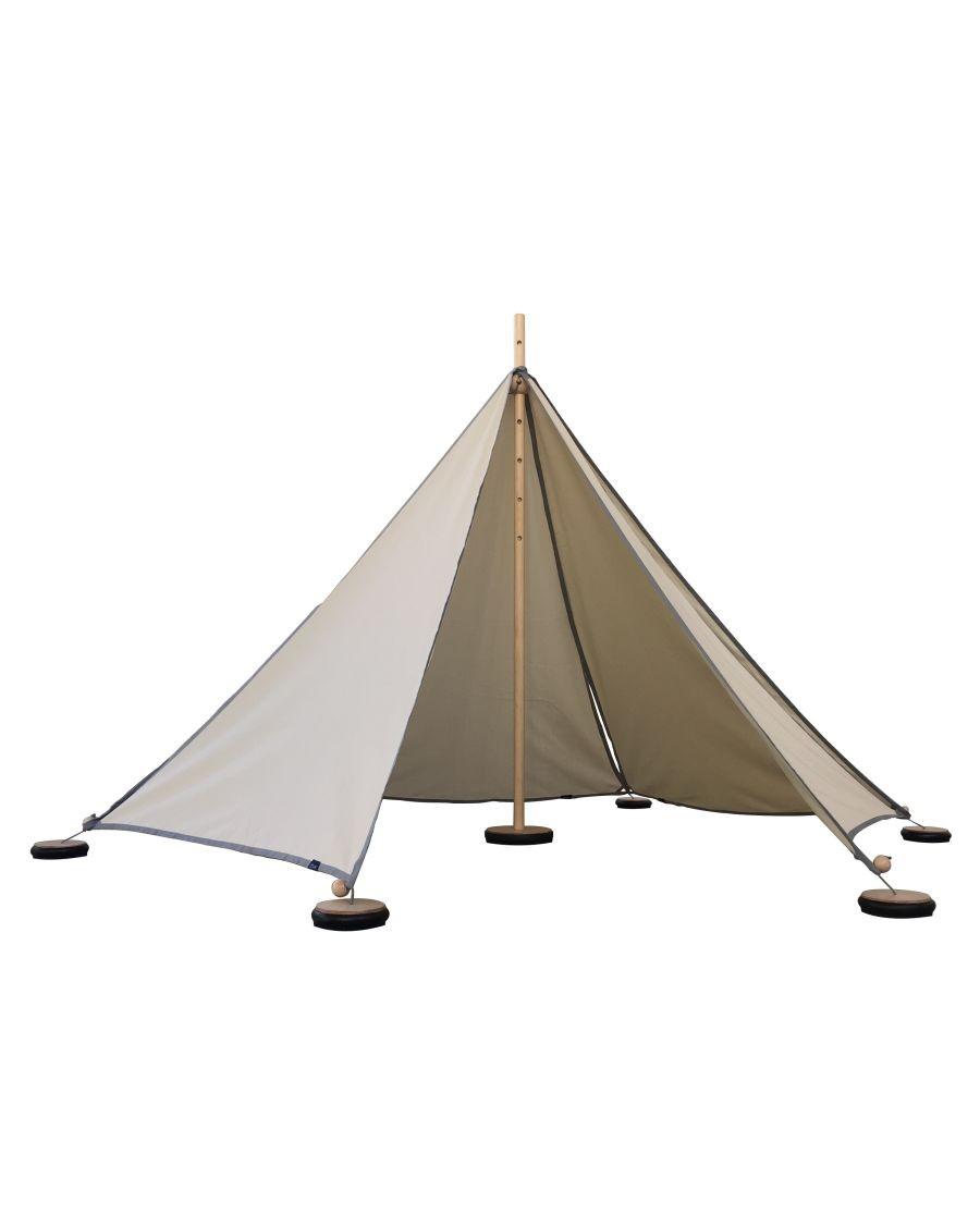 Modular Tent Sand - Abel - MyloWonders