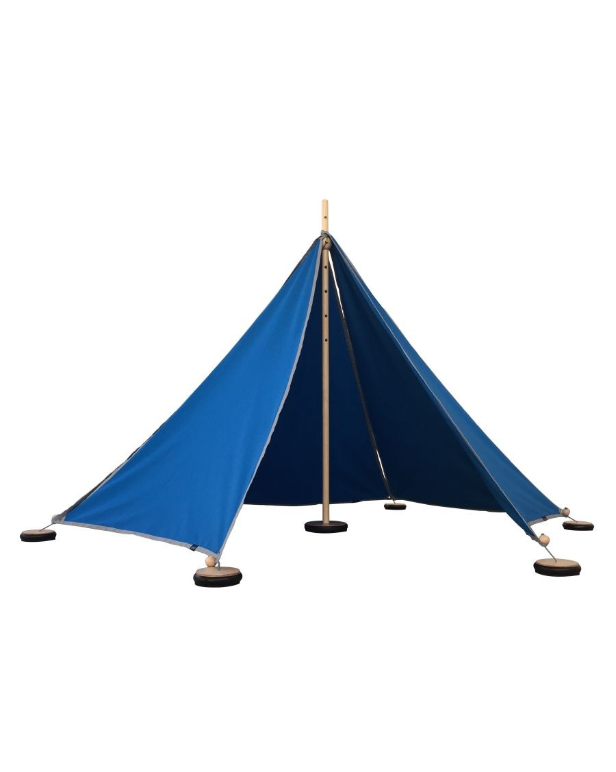 Modular Tent Blue - Abel - MyloWonders