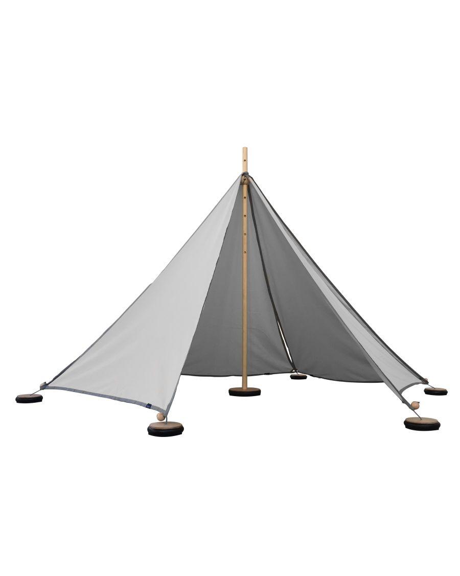 Modular Tent Grey - Abel - MyloWonders