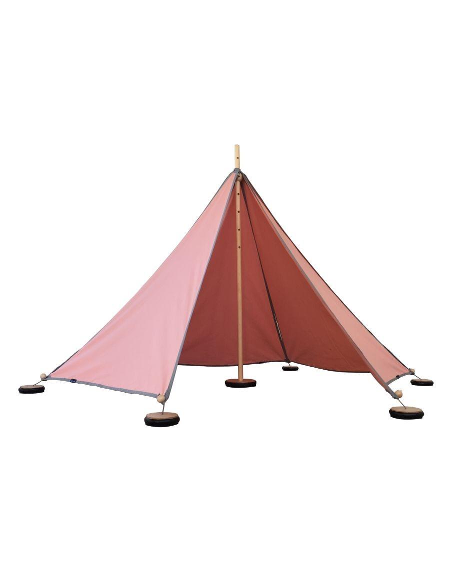 Modular Tent Pink - Abel - MyloWonders