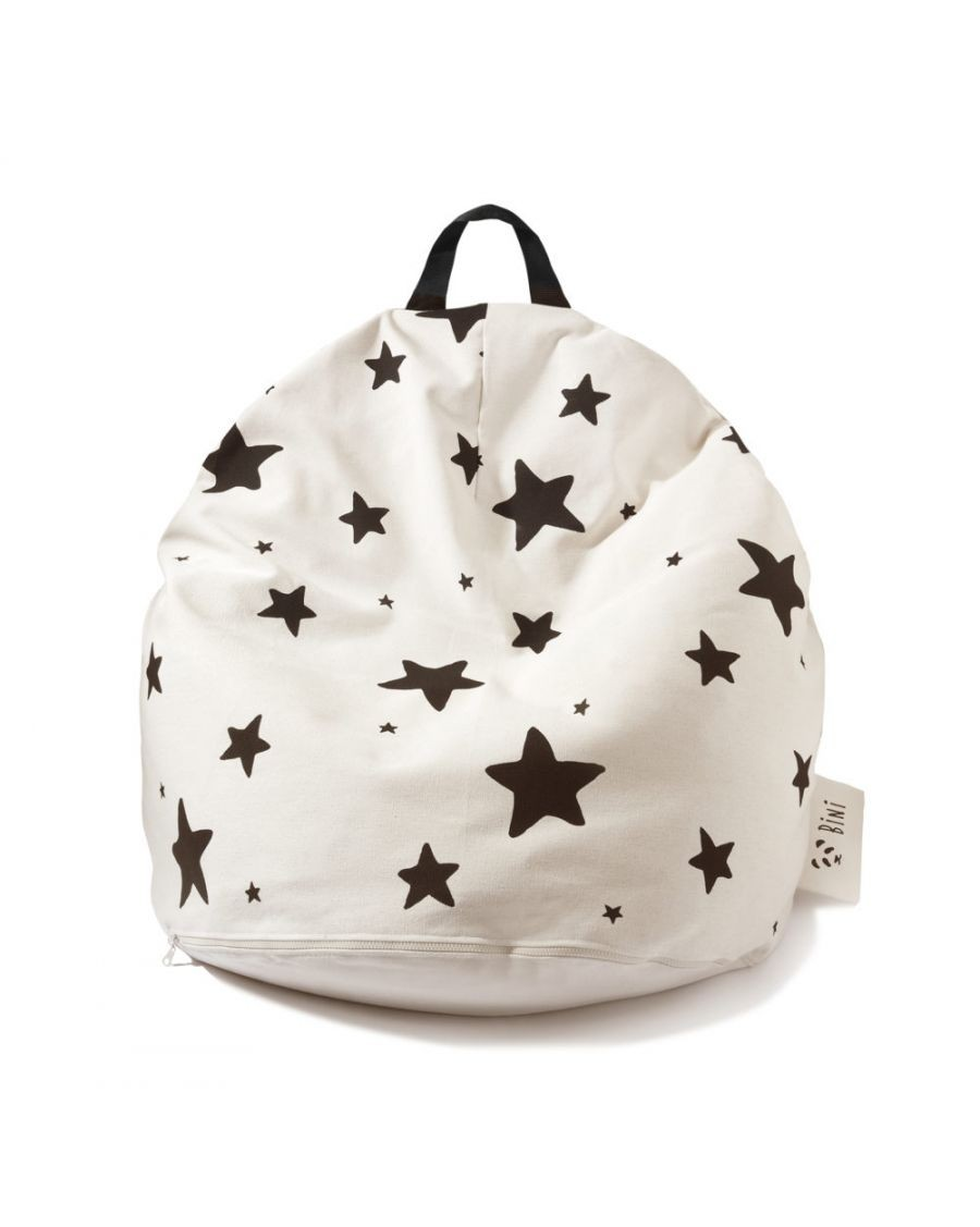 Bini Double Stars Pouffe | MyloWonders