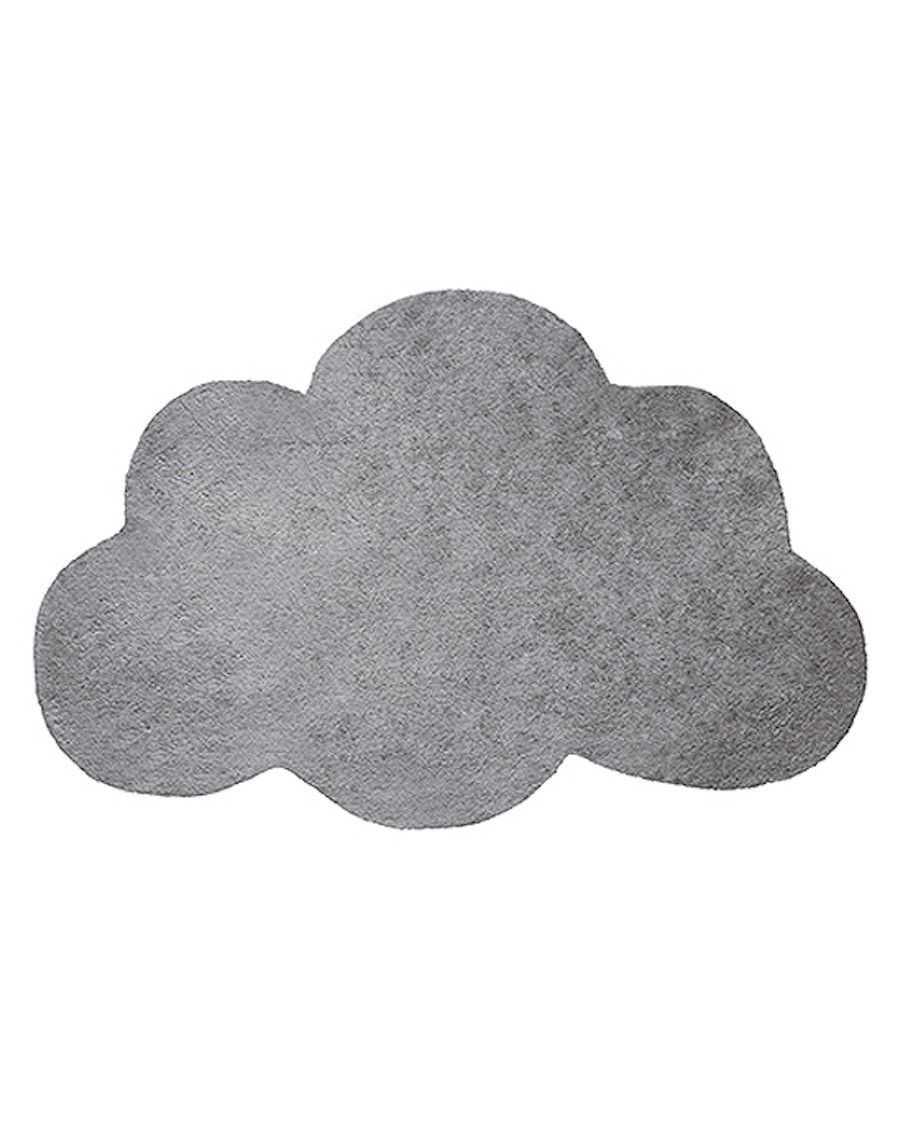Tapis nuage - gris - lilipinso - MyloWonders