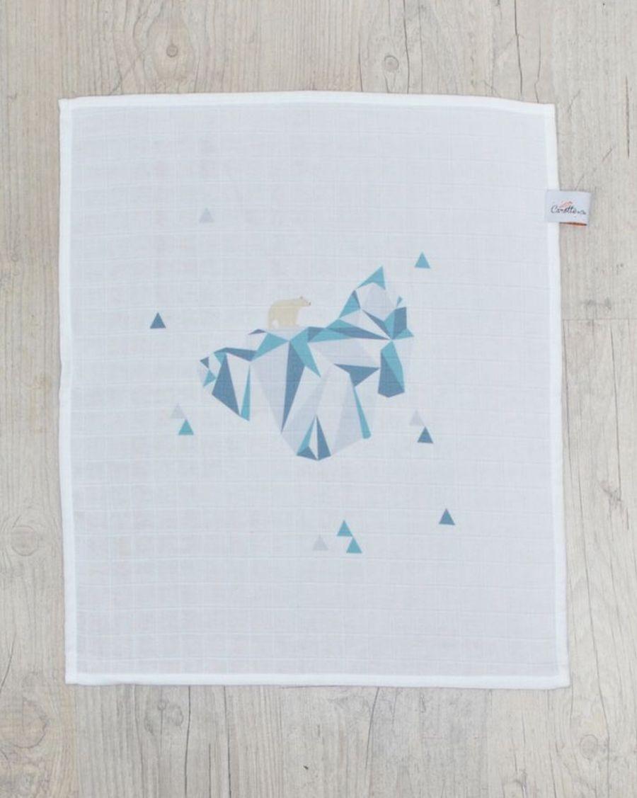 Swaddle - Iceberg  - Carotte Cie - MyloWonders
