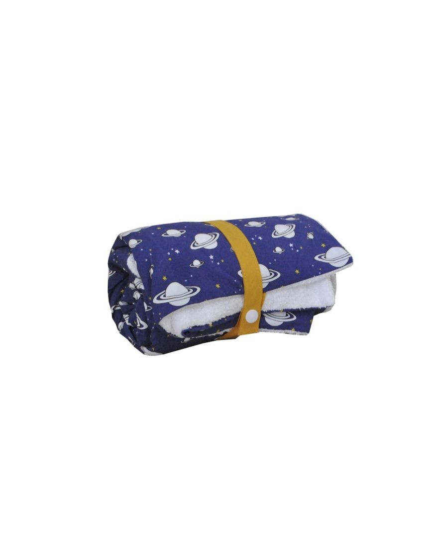 Changing mat - Planets - Blanket - Carotte Cie - MyloWonders