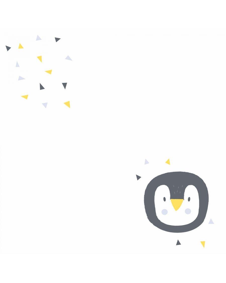 Maxi Swaddle - Penguin - Carotte Cie - MyloWonders