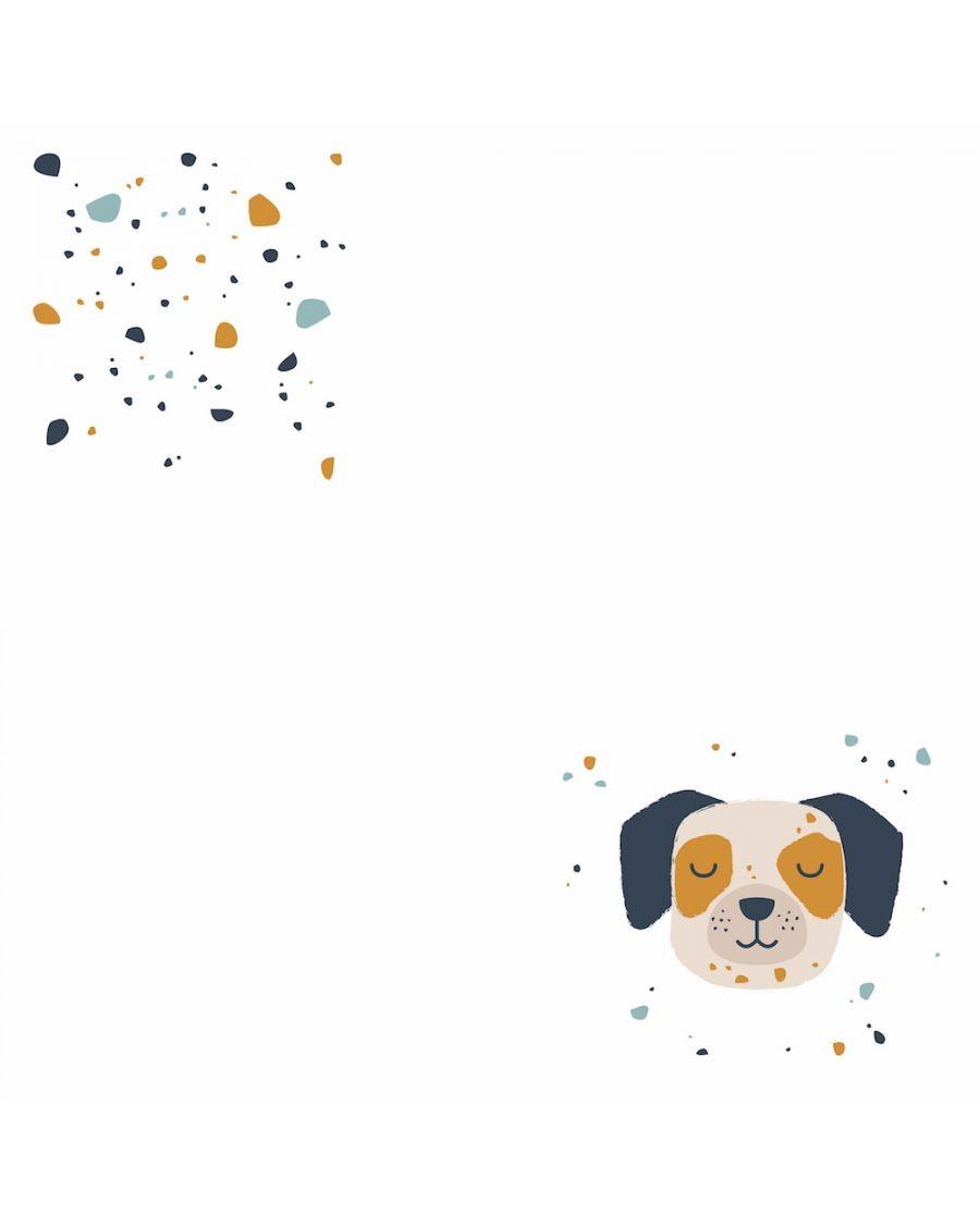 Maxi Swaddle - Dog - Carotte Cie - MyloWonders
