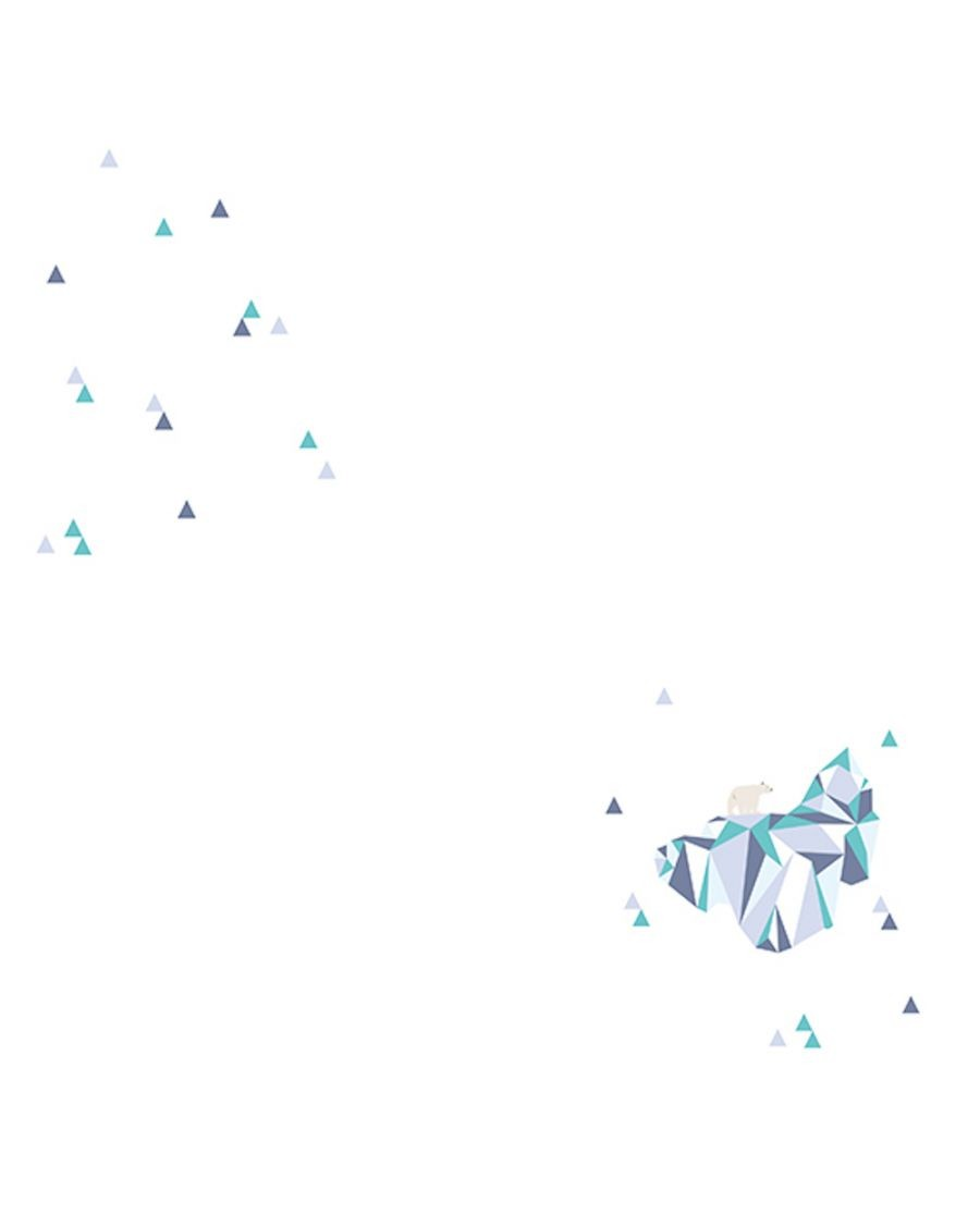 Maxi Swaddle - Iceberg - Carotte Cie - MyloWonders