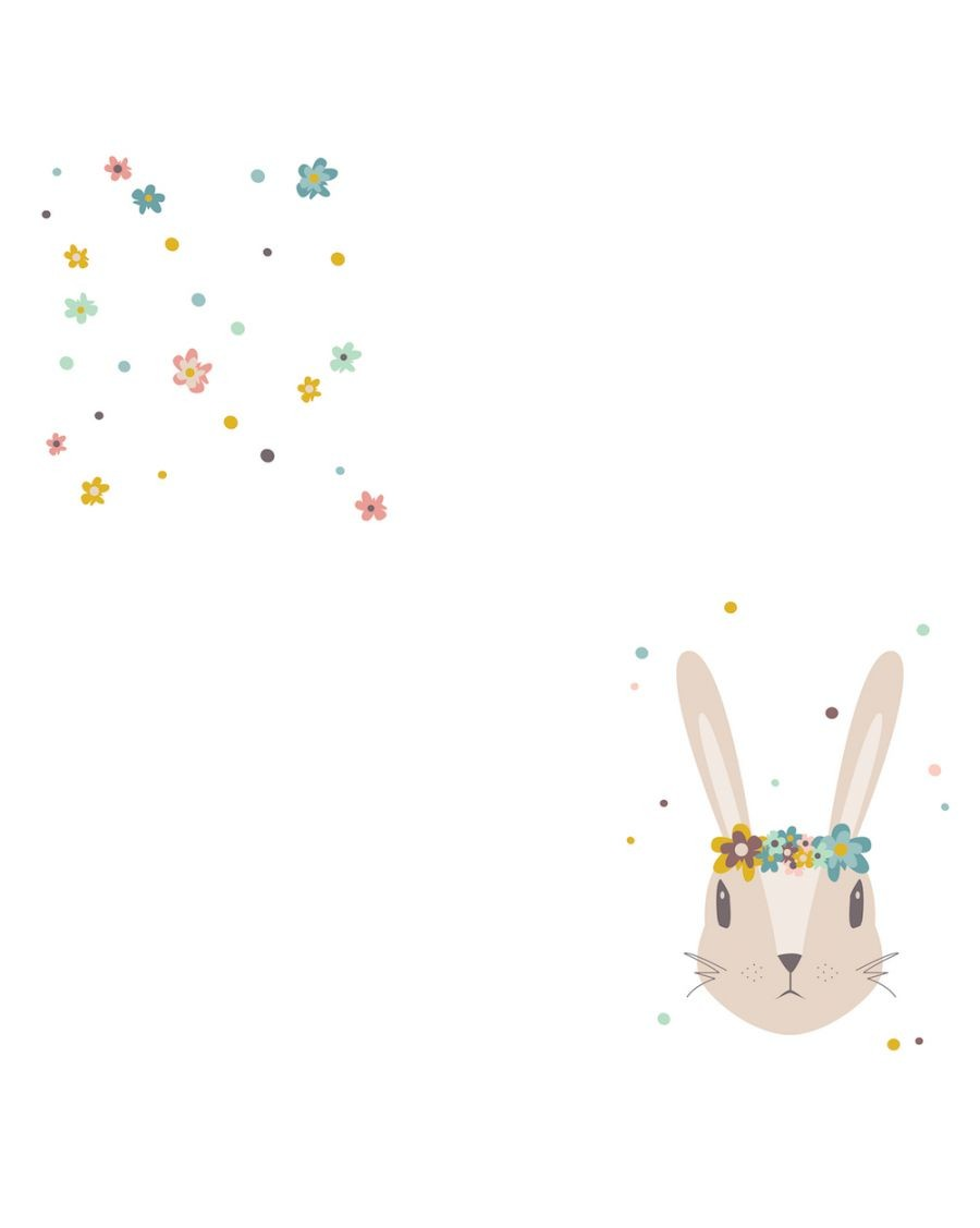 Maxi Swaddle - Rabbit - Carotte Cie - MyloWonders