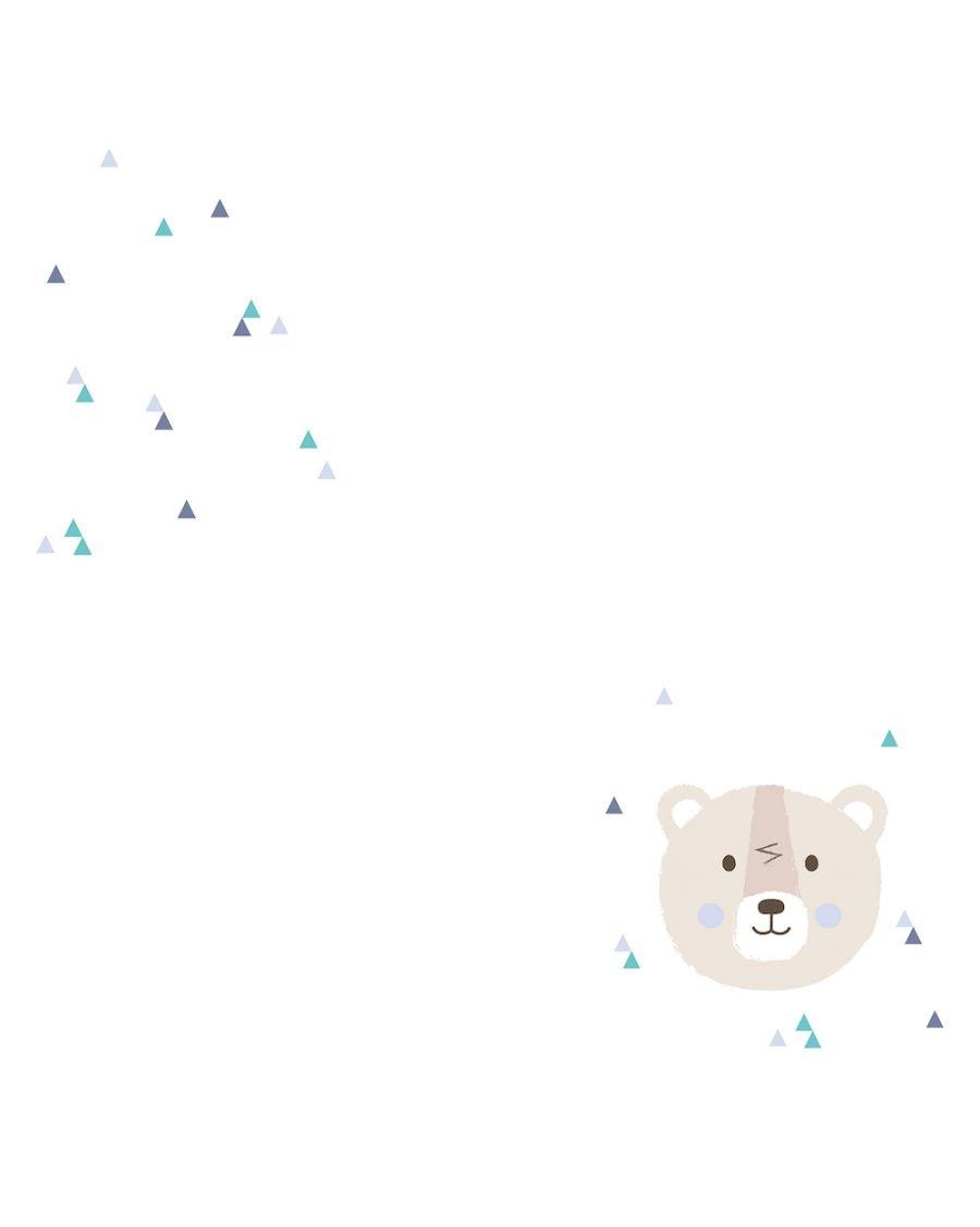 Maxi Swaddle - Polar bear - Carotte Cie - MyloWonders