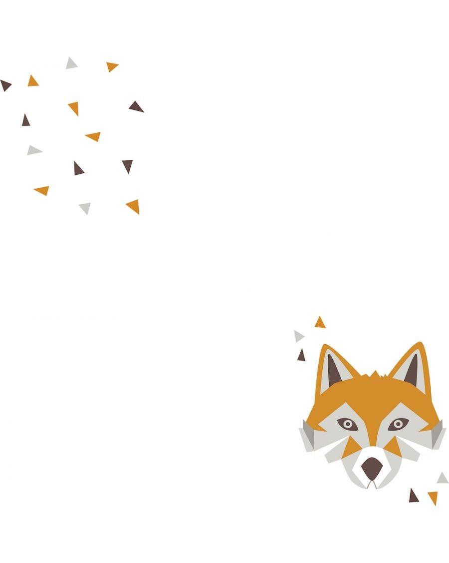 Maxi Swaddle - Fox - Carotte Cie - MyloWonders