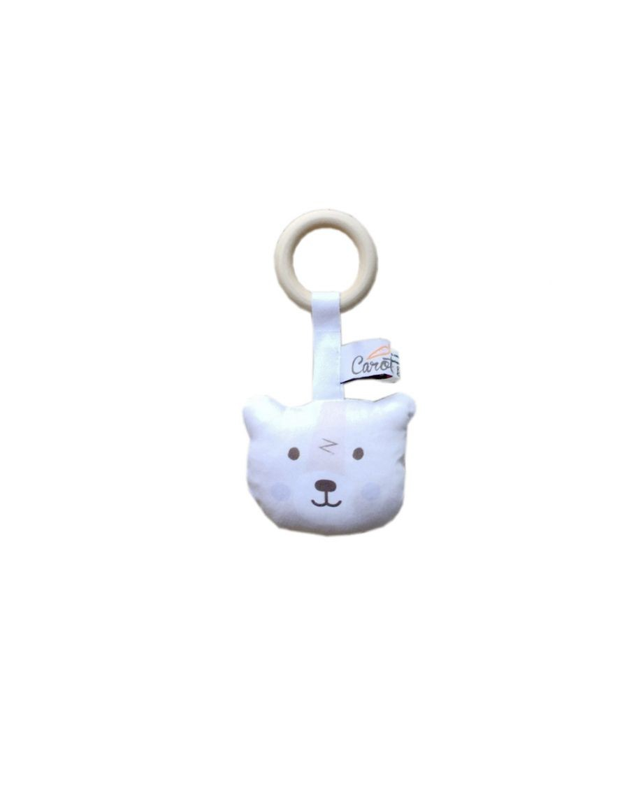 Teether - Polar bear - Carotte Cie - MyloWonders