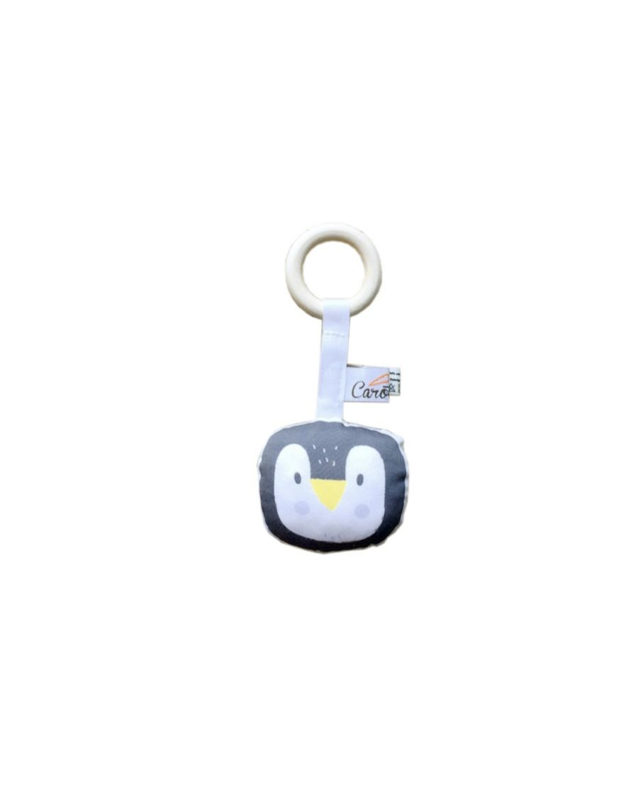 Teether - Penguin - Carotte Cie - MyloWonders