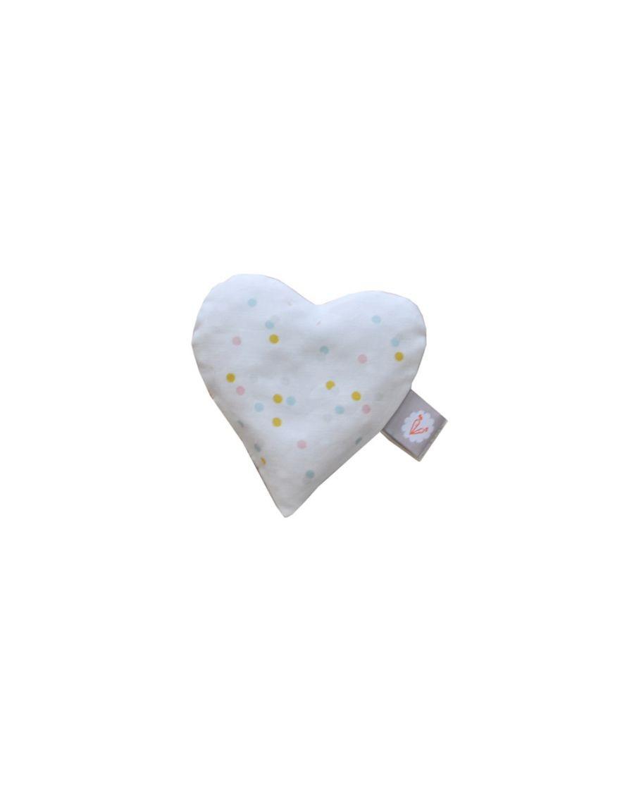 Bouillotte sèche Confettis- Carotte Cie - MyloWonders