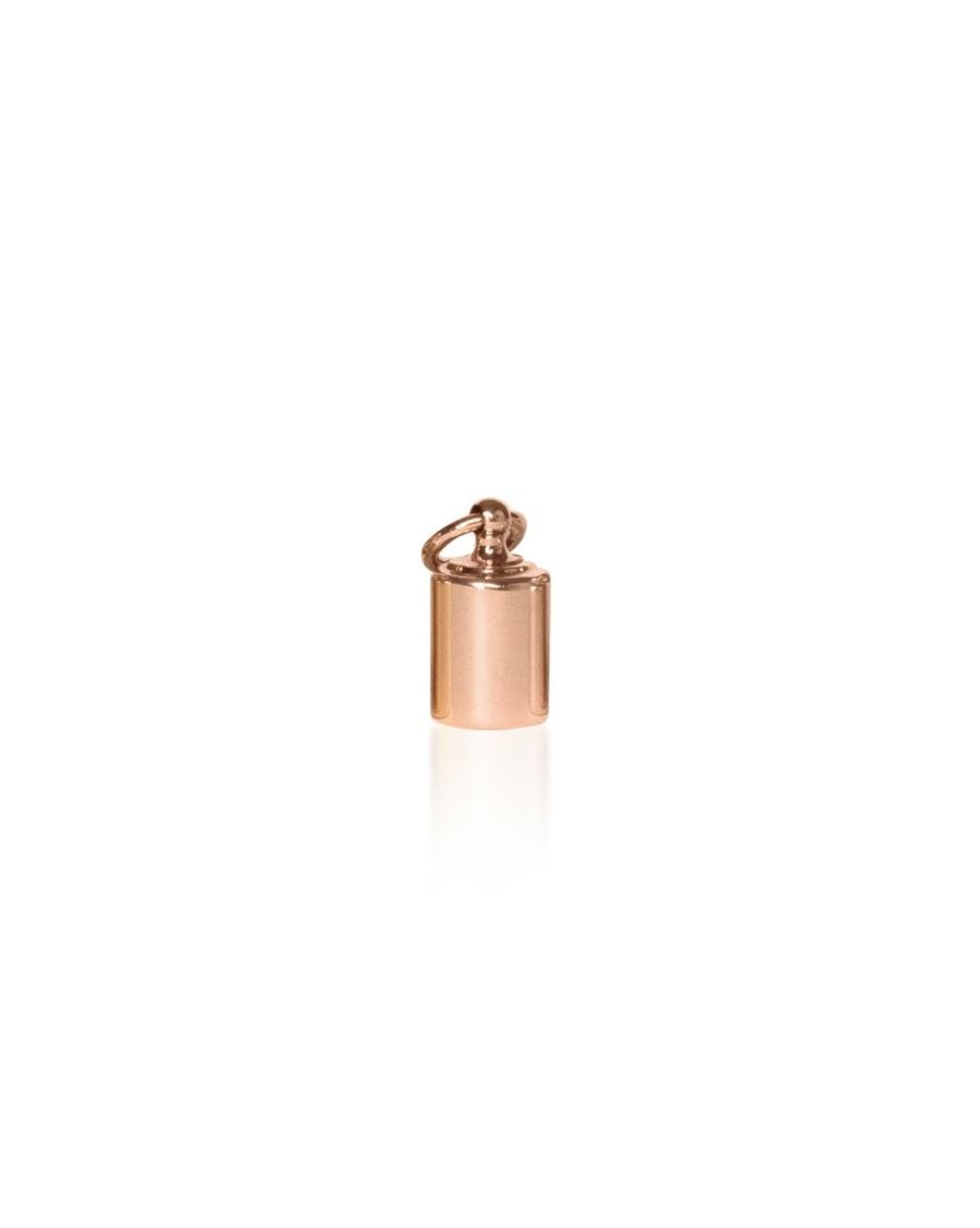 Pink Gold Charm My Thousandth by Mon Petit Poids