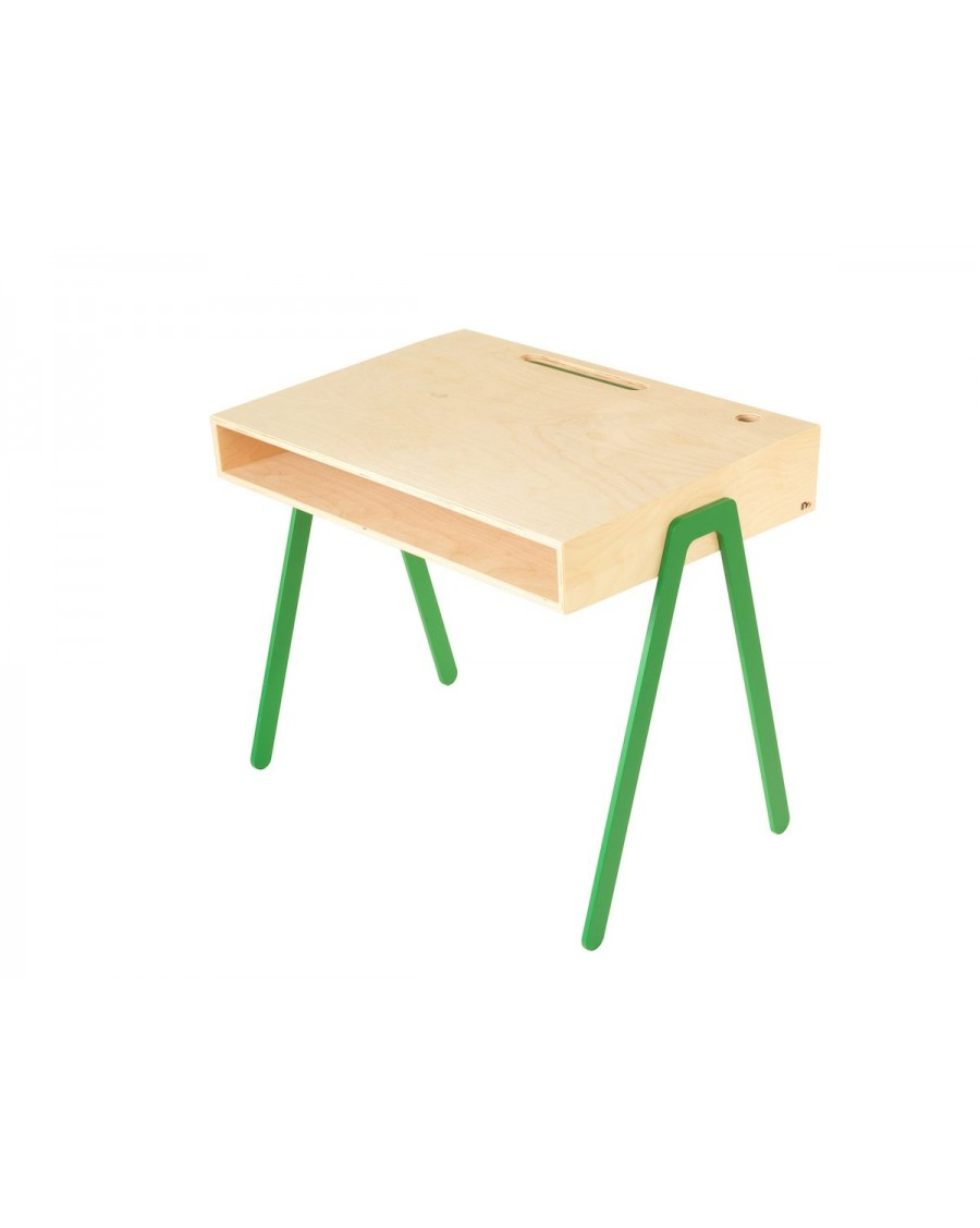 Wooden Desk - in2wood - kids - mylowonders