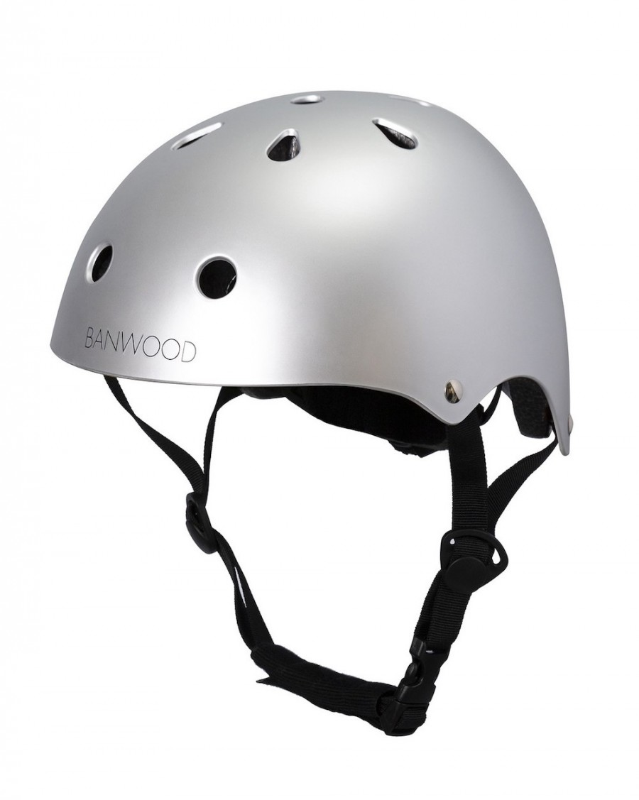 Casque de vélo - chrome - banwood - mylowonders