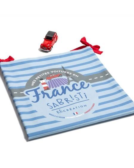 Tapis de jeu mes petites voitures en France - Sabristi - MyloWonders
