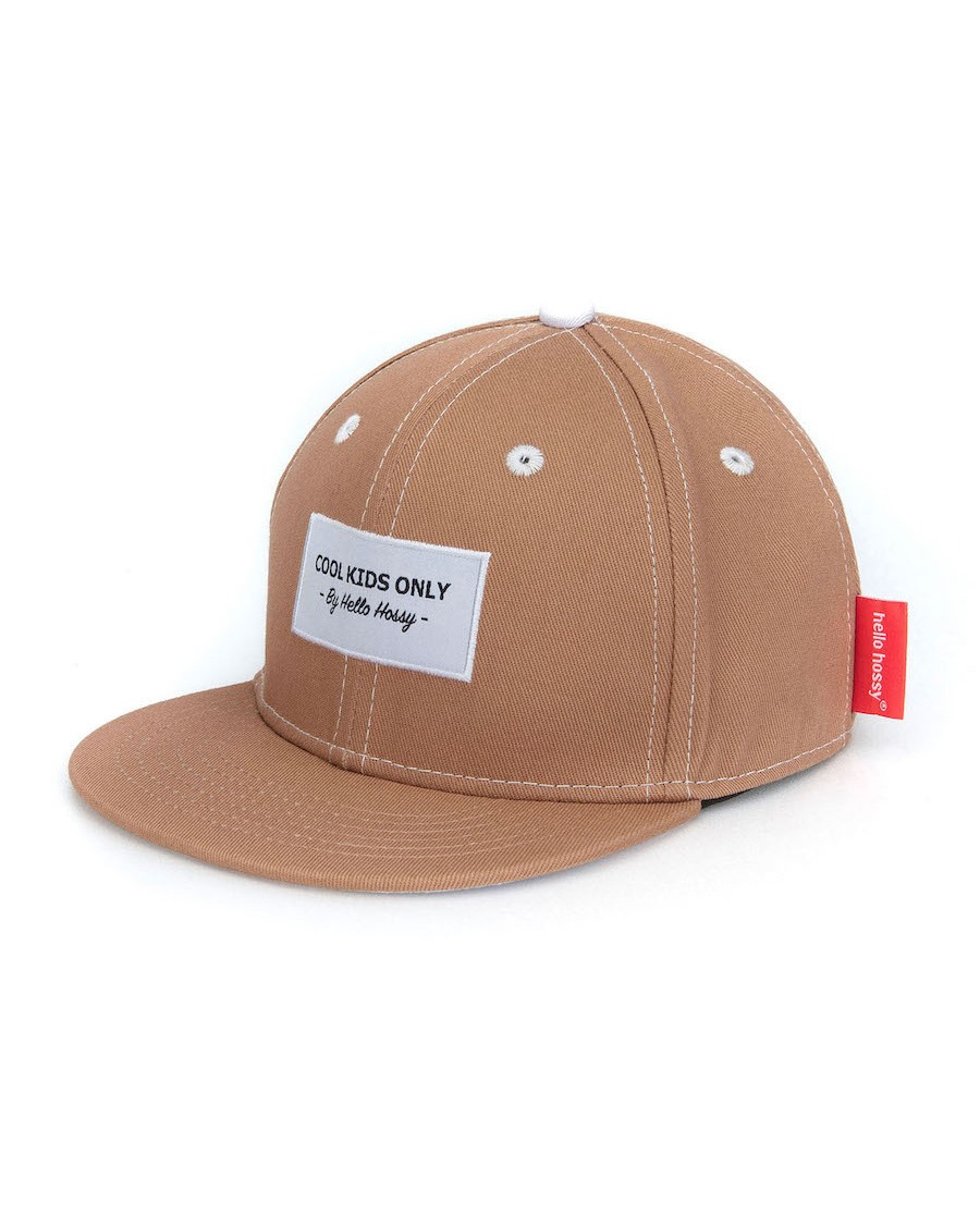 Mini Brown Cap | Hello Hossy | MyloWonders