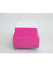 Wooden Wind Up Car - Pink