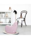 Pale pink rocking horse Googy | Ooh noo | MyloWonders