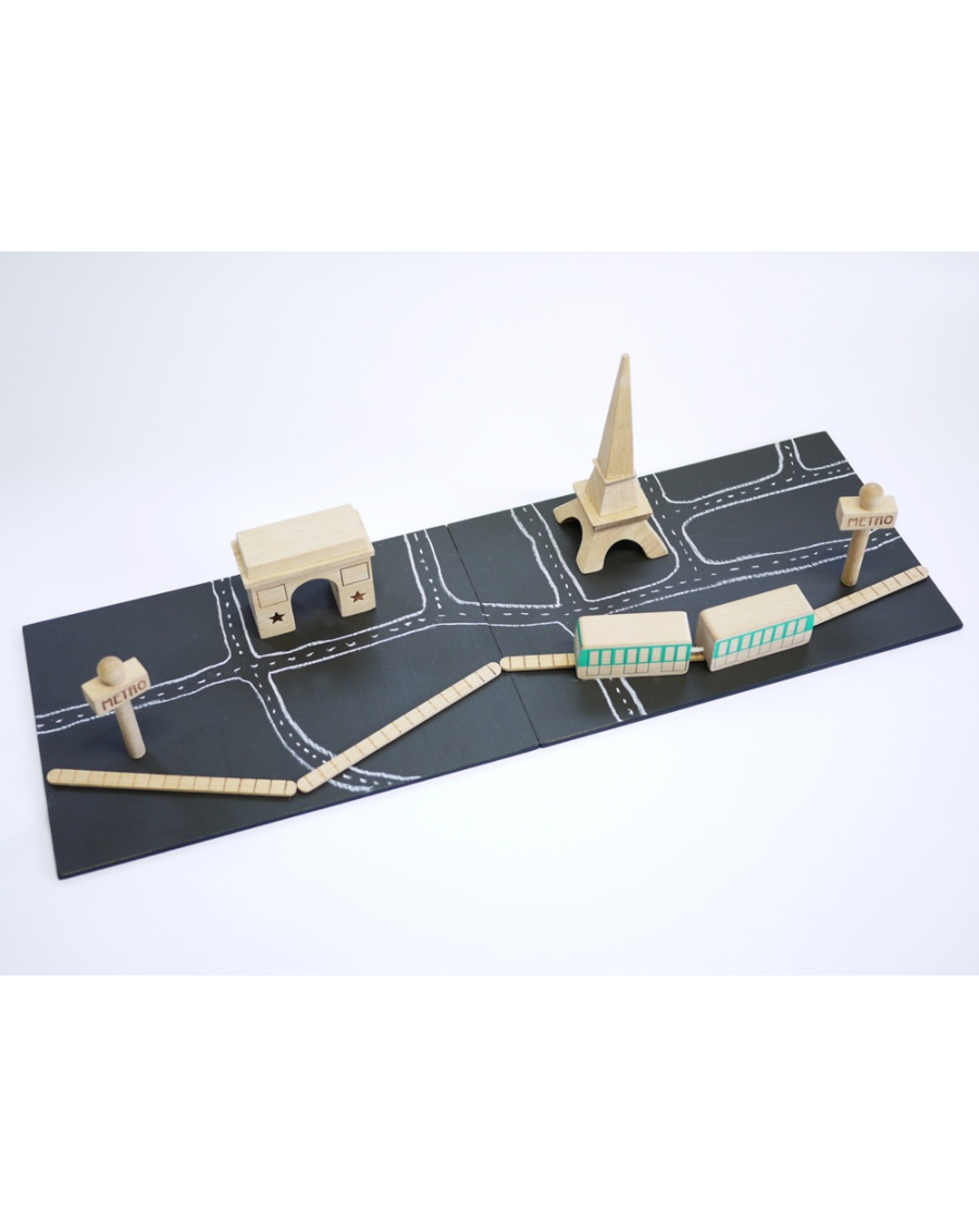 Paris - Magnetic Chalkboards